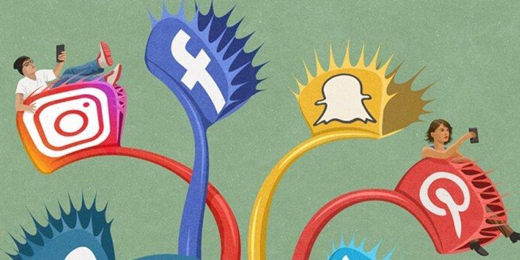 Dünya Üzerinde En Popüler 10 Sosyal Medya Ağı