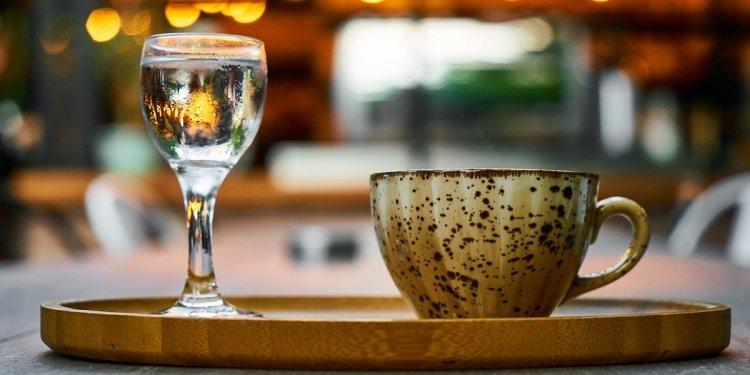 Bir Fincan Kahvenin 40 Yıl Hatırı Vardır